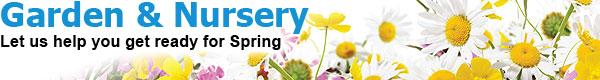 Garden & Nursery