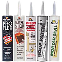 Geocel - Sealants, Caulks & Adhesives